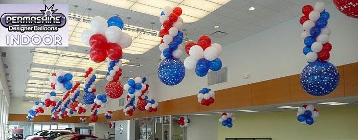 Permashine Display Balloons