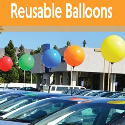 Reusable Balloons
