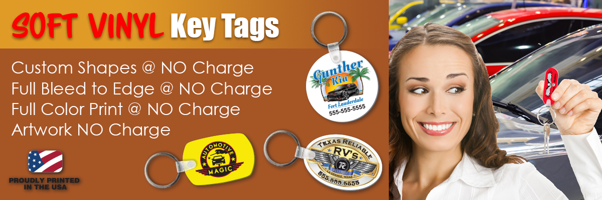 Custom Key Tags