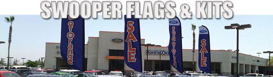 Swooper Flags