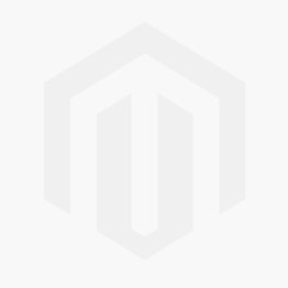 """Set of (2) 39"""" Chrome Stanchion Posts with 6.5' Black Rope"""