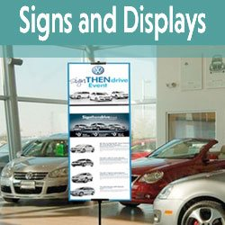 Signs and Displays
